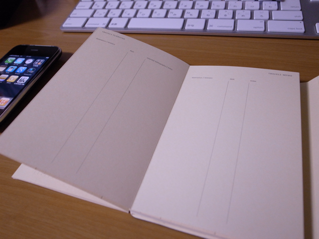 Moleskine Project Planner Pocket 12ヶ月 Accordianの写真