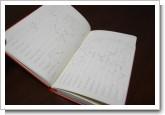MOLESKINE Diary 2008 限定版 スケジュール + ノートの写真