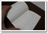 MOLESKINE Diary 2008 スケジュール + ノートの写真